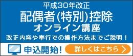 平成30年改正 配偶者(特別)控除セミナー