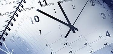 勤怠締日の残業とはもう「さようなら」!<br>勤怠管理業務にかかる時間を劇的に削減する方法とは?