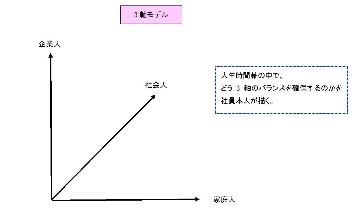 3軸モデル