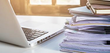 領収書や請求書の紙管理とはおさらば!<br>中小企業に最適なペーパーレス化の手法