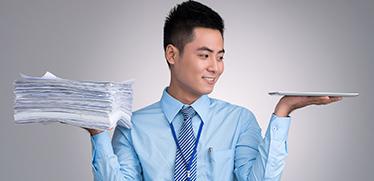 経理のペーパーレス化促進!電子帳簿保存法とは?|要件、導入方法を徹底解説