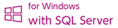 for windows with SQL Server