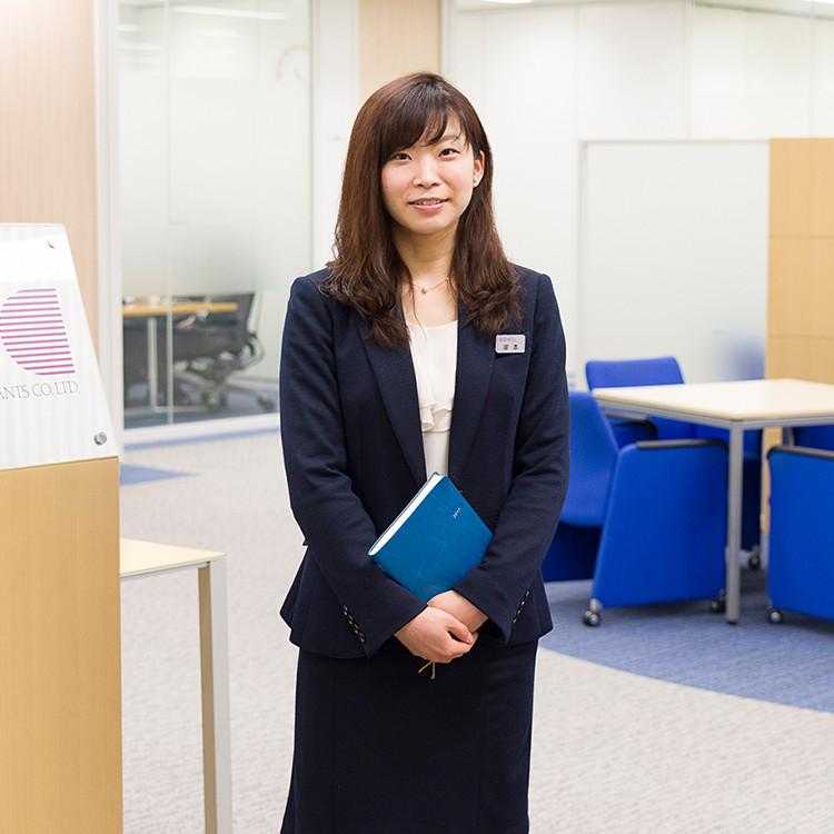 開発部BPRチーム 岸本 紗紀子