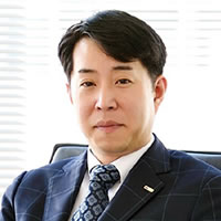 株式会社タスク 代表取締役社長 竹山 徹弥氏