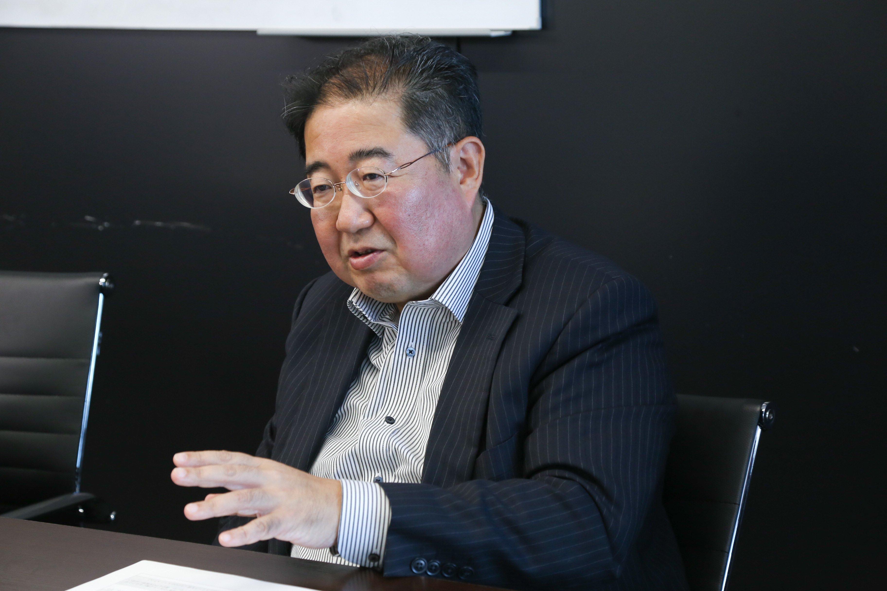 宝印刷株式会社 常務執行役員/企業成長支援部長 大村 法生氏