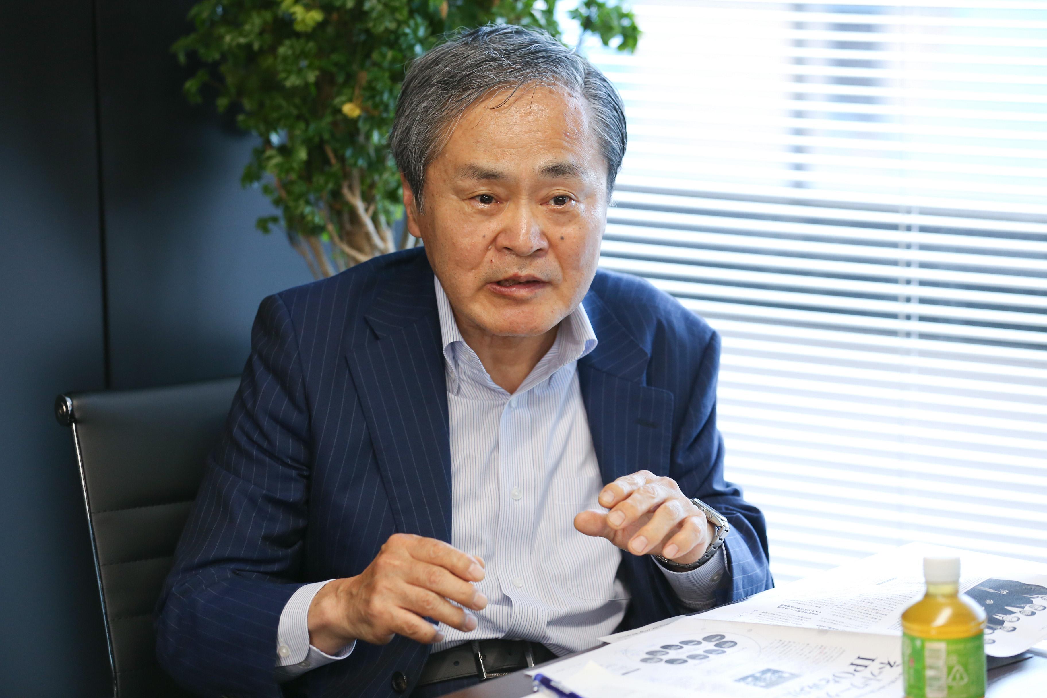 株式会社プロネット 代表取締役社長(公認会計士) 高橋 廣司氏