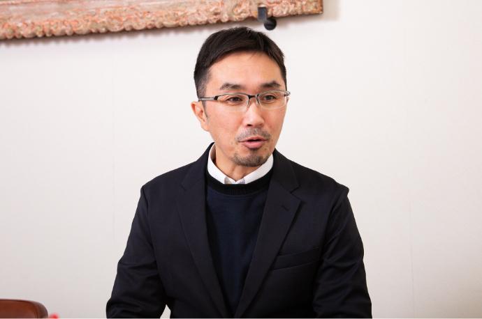 佐賀県立唐津商業高校 南里 晃央 先生