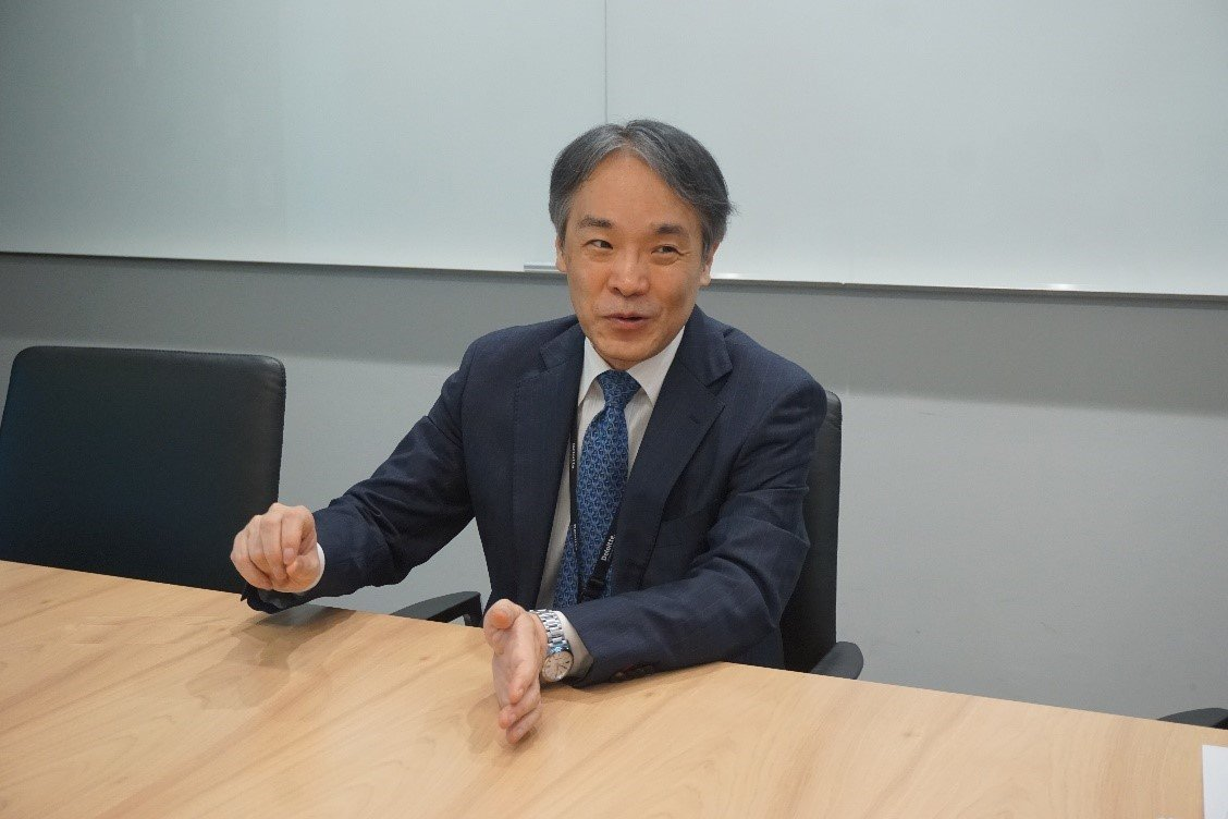 IPO準備企業はまずコアビジネスに集中することが重要と語るトーマツ伊藤氏